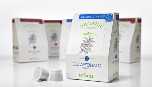 Nace la primera cápsula de café compostable del mercado